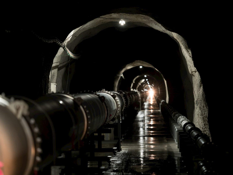 重力波望遠鏡 KAGRA